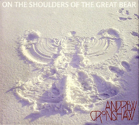 Andrew Cronshaw: On The Shoulders Of The Great Bear sleeve